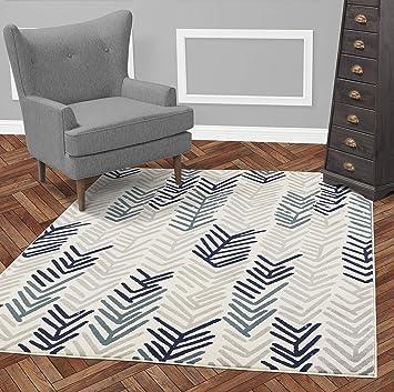 Amazon Com Diagona Designs Contemporary Floral Design Modern 8 X