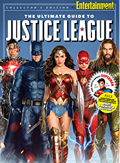 Wonder woman and philosophy the amazonian mystique the blackwell entertainment weekly the ultimate guide to the justice league fandeluxe Image collections