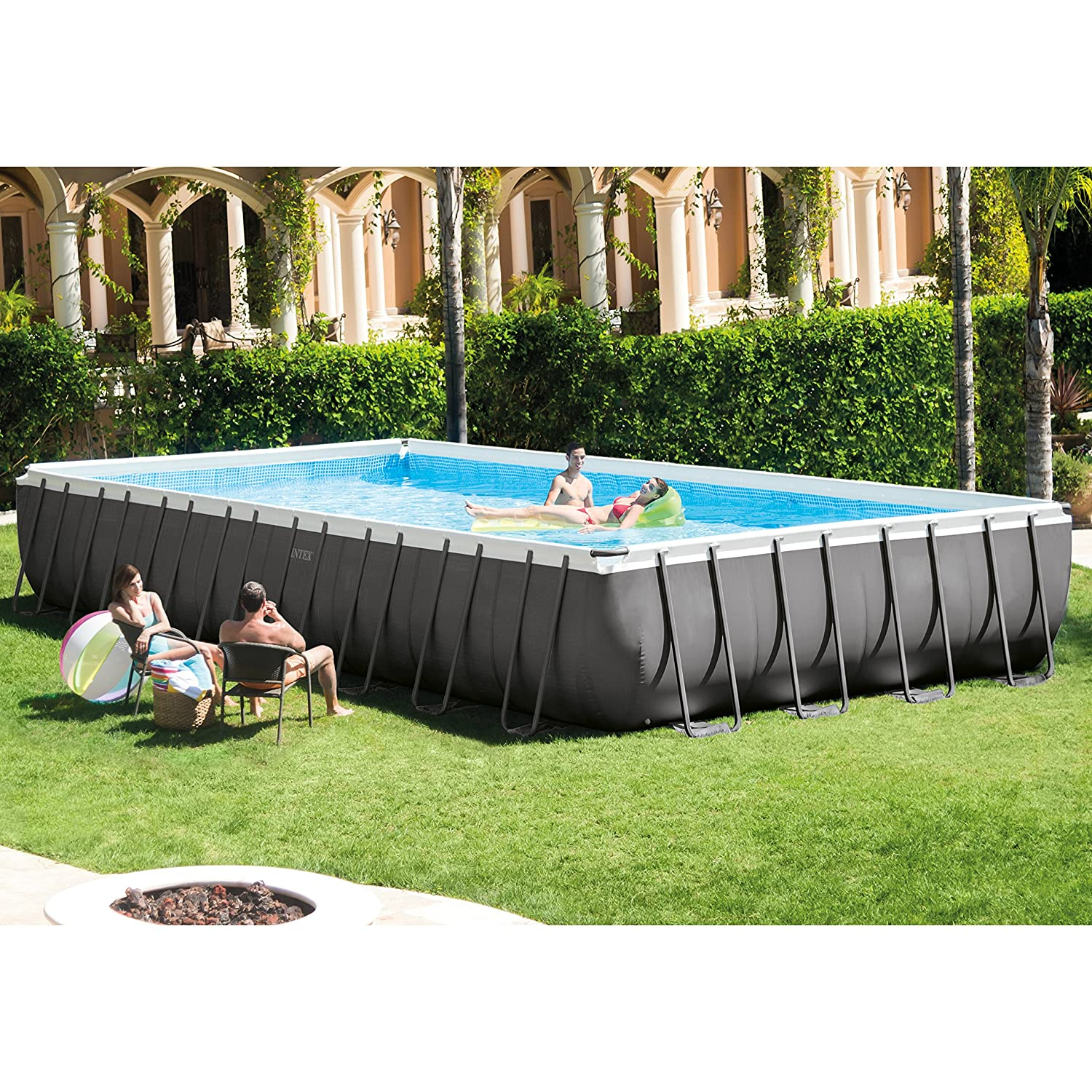 Intex 32ft X 16ft X 52in Above ground pool Black Friday Deal 2020