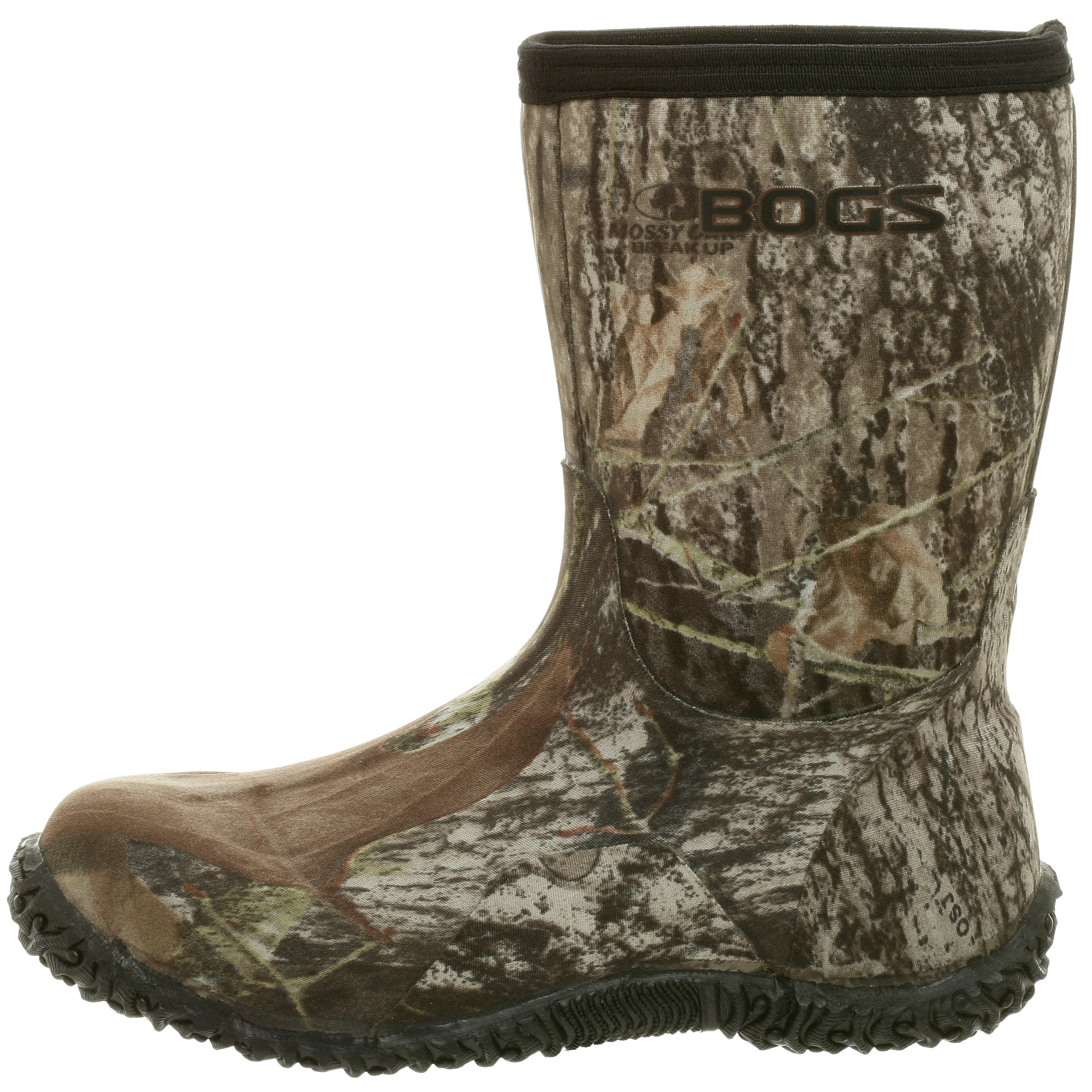 Bogs Classic Mid Waterproof Insulated Rain Boot (Toddler/Little Kid/Big Kid),  Mossy Oak, 9 M US Toddler by Bogs (Image #5)