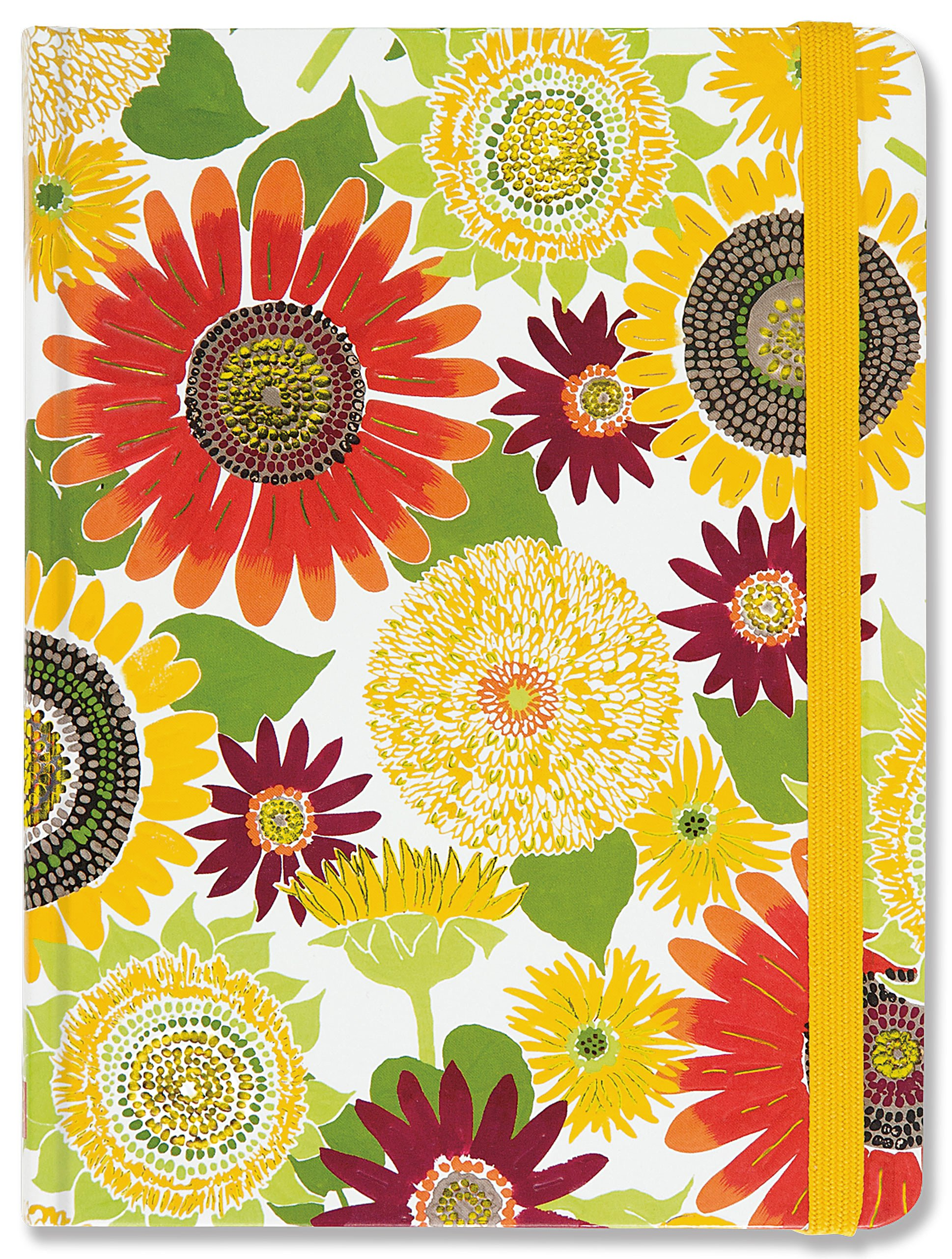 Sunflower Garden Journal Diary Notebook product image