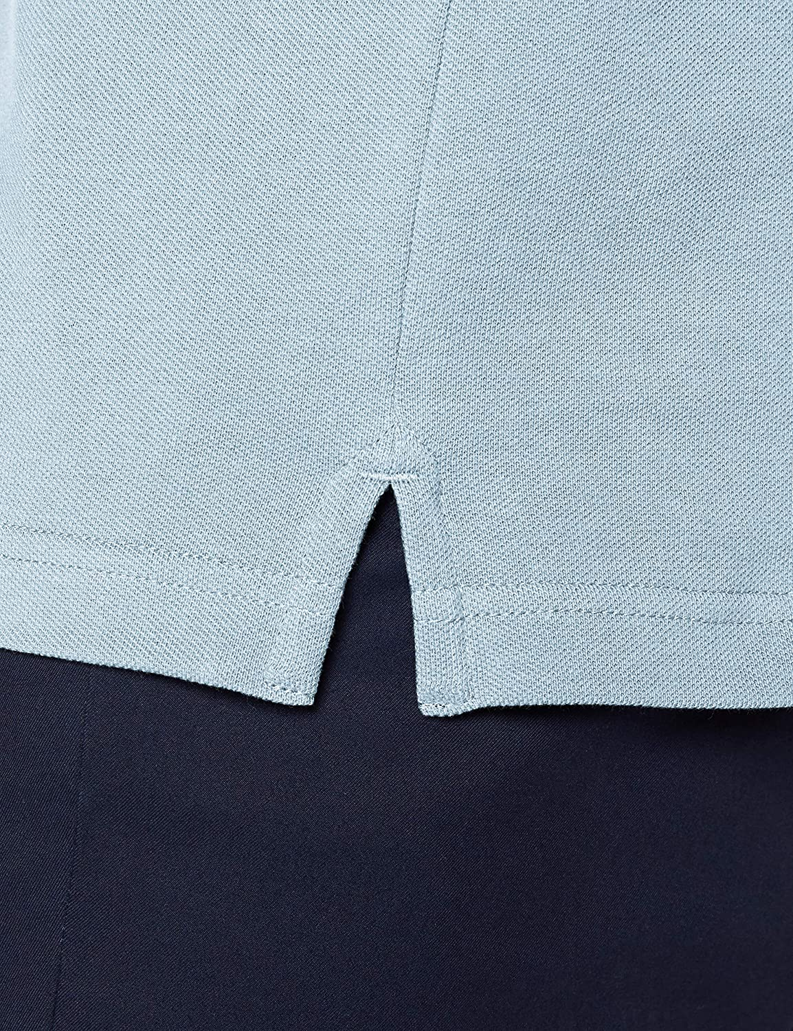 Hackett London herr New Classic polotröja Blau (564chambray 564)