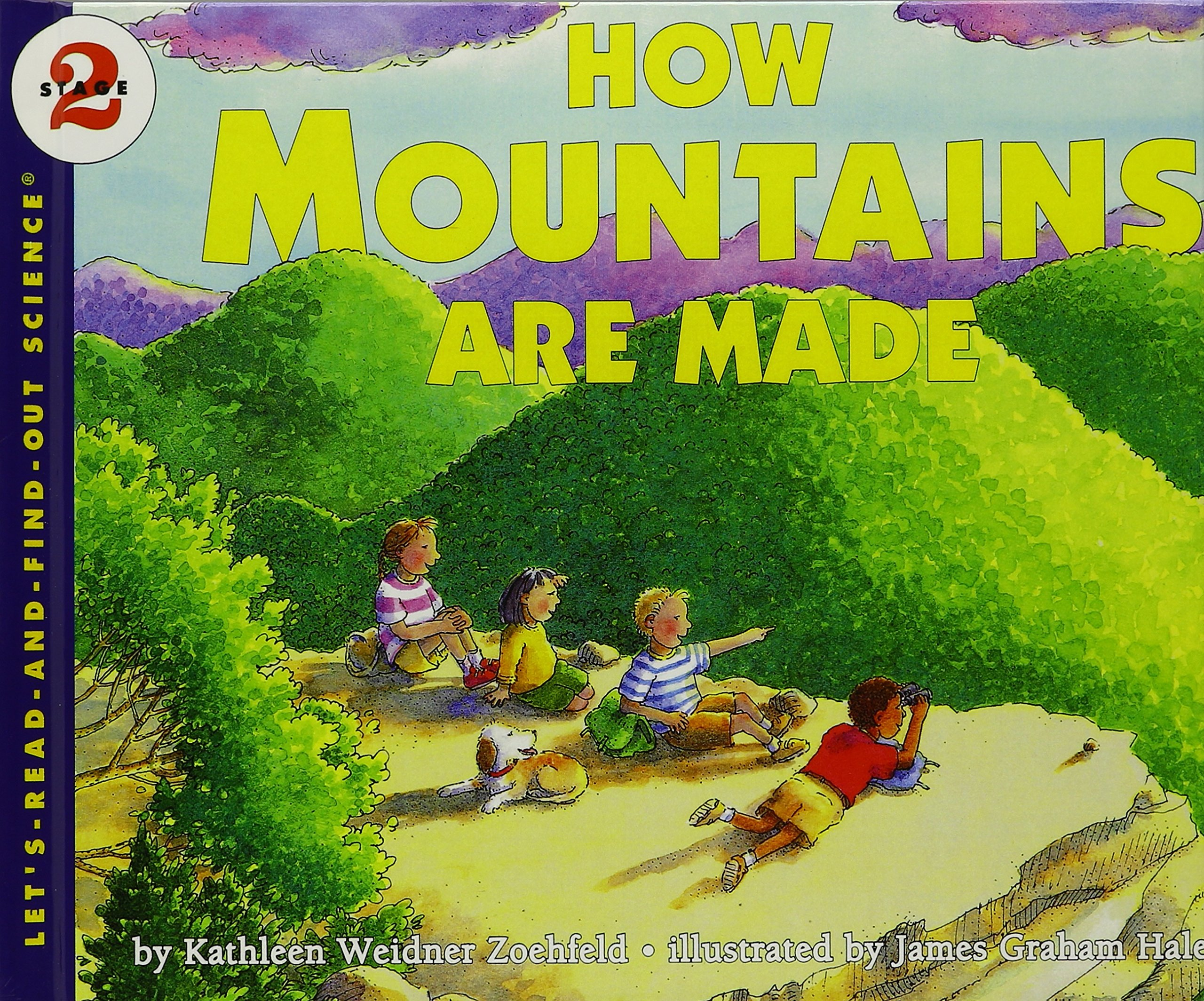 Download How Mountains Are Made (Let's-Read-and-Find-Out Science) PDF