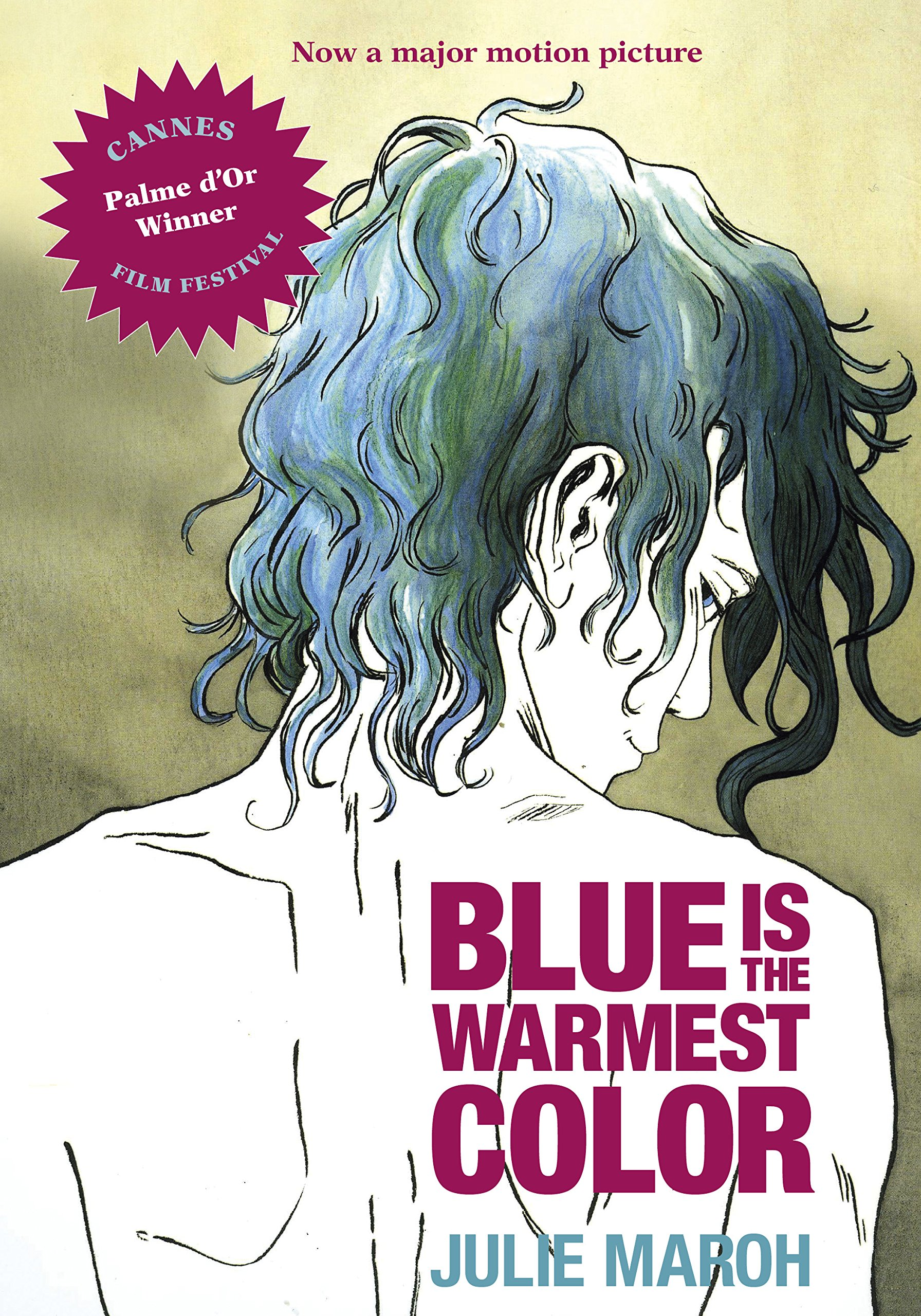 Amazon.com: Blue Is the Warmest Color (8601404270413): Julie Maroh ...