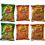 Maggi Hotheads Assorted Pack, 71g (Pack of 6)
