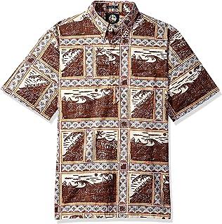 Reyn Spooner Mens Nane/'a Spooner Kloth Classic Fit Pullover Shirt