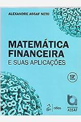 Matemática Financeira E Suas Aplicações Capa comum
