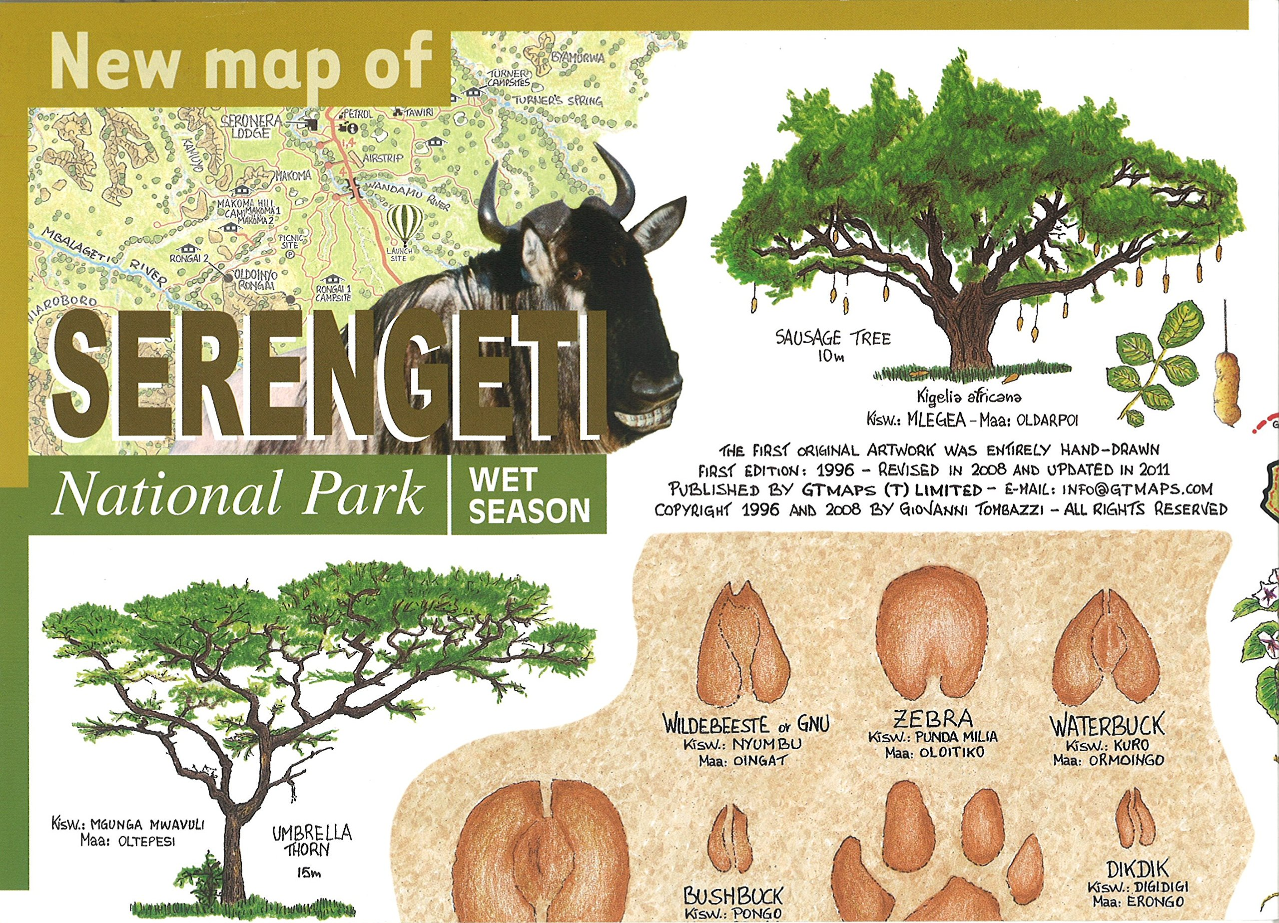 New Map of Serengeti National Park: Maco Editions LLC ... Serengeti Map on kilimanjaro map, tarangire national park, lake tanganyika map, serengeti national park, cape of good hope map, ngorongoro crater map, kalahari map, himalayas map, sahel map, zambezi river map, congo river map, niger river map, sinai peninsula map, great victorian desert map, mount kilimanjaro, africa map, ngorongoro conservation area, mara river, horn of africa, lake nyasa map, lake victoria map, great rift valley map, victoria falls map, tanzania map, nile map, atlas mountains map,