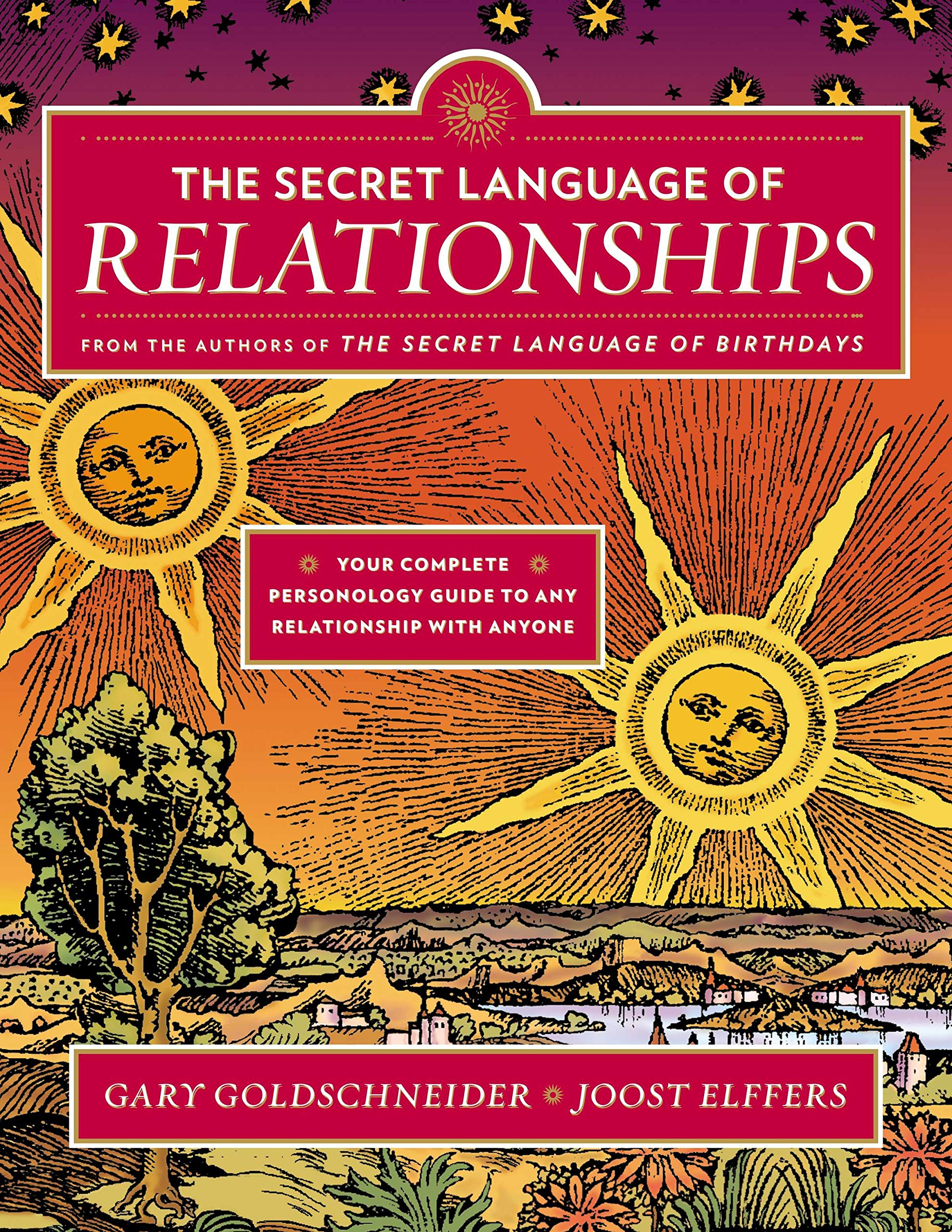 The Secret Language of Relationships: Your Complete Personology Guide to Any Relationship with Anyone by Penguin Putnam