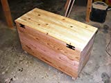 Steve's Gift Shoppe Cedar Chest and Storage Bench