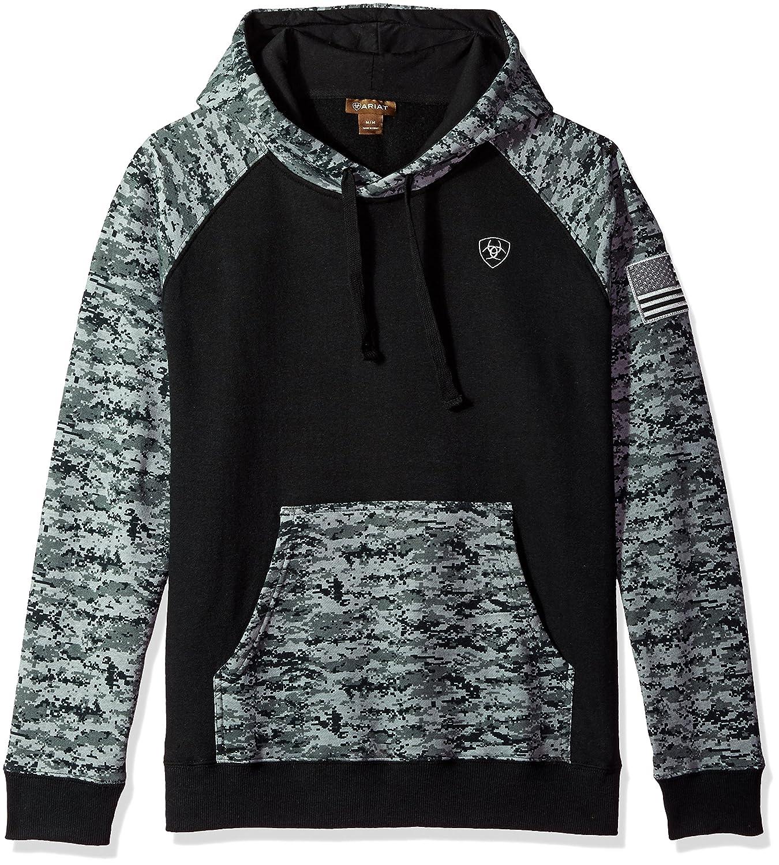 ARIAT Patriot Hoodie at Amazon Men s Clothing store  2c52dfc93