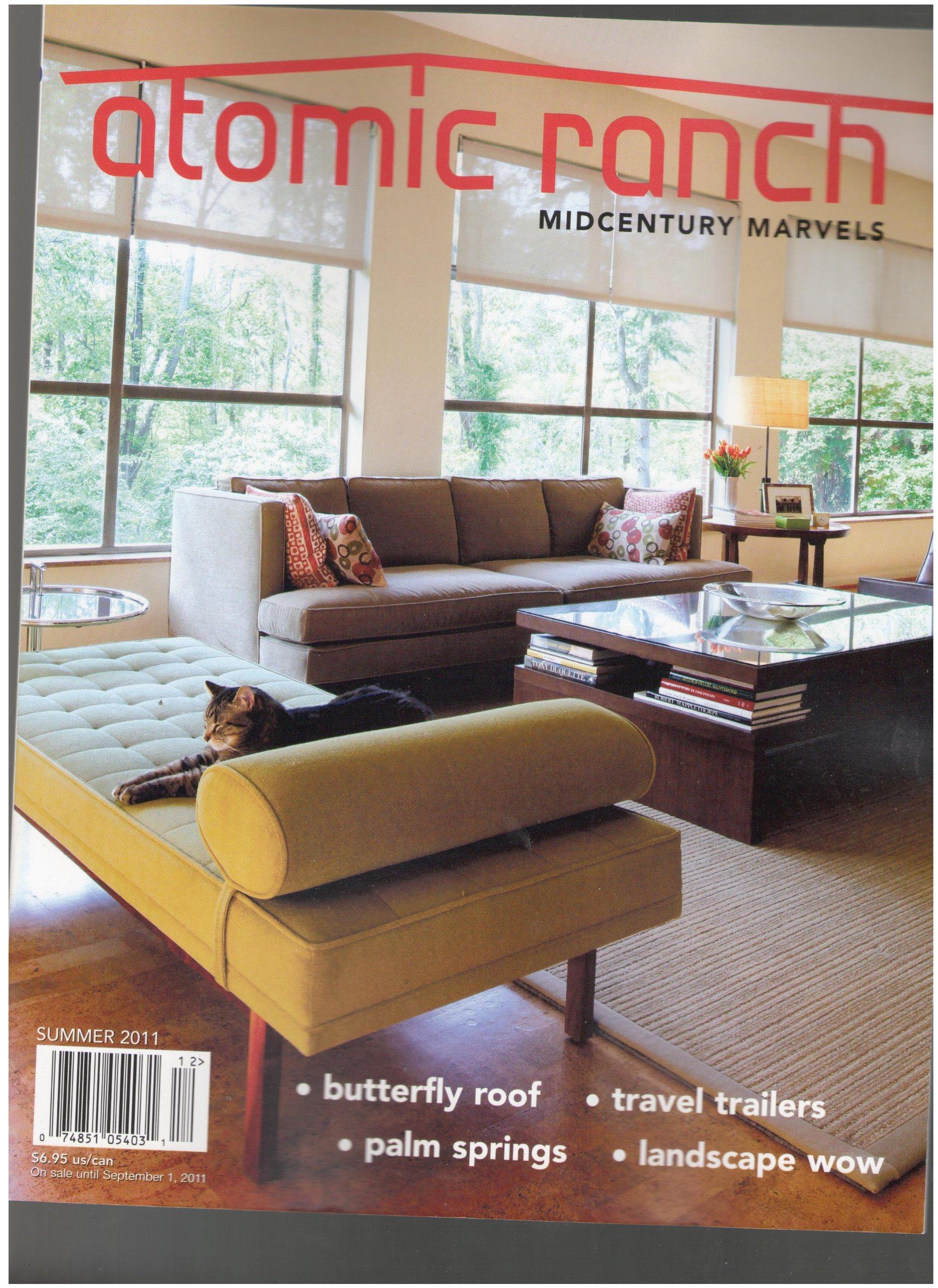 Atomic Ranch Magazine (Summer 2011) ebook