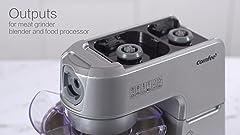 Amazon Com Kitchenaid Kt2651x Epicurean 475 Watt 6 Quart