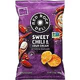 Red Rock Deli Sweet Chili & Sour Cream Flavored Deli Style Potato Chips, 6.875 Ounce