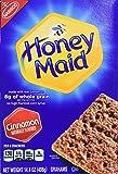 ナビスコ、蜂蜜メイド、グラハム クラッカー、シナモン、14.4 オンス ボックス (パックの 3) Nabisco, Honey Maid, Graham Crackers, Cinnamon, 14.4oz Box (Pack of 3)