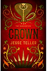 Crown (The Manhunters Book 3) Kindle Edition