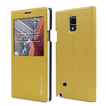 Urcover® Funda Galaxy Note 4, Carcasa Protectora Completa ...