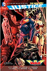 Justice League: Trinity War (The New 52) Paperback