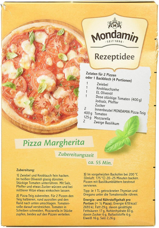 Mondamin Pizza Teig 460 G Amazonde Amazon Pantry