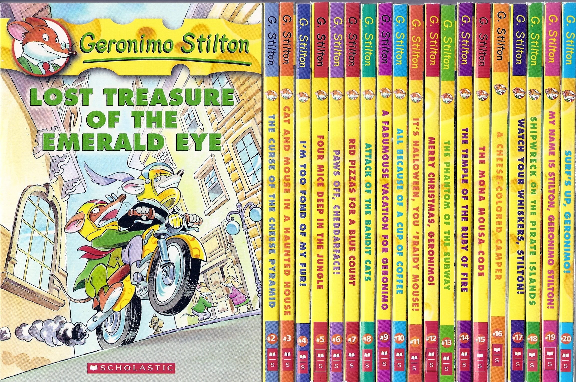 Image result for geronimo stilton