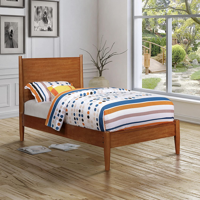 Amazon Furniture of America Corrine II Mid Century Modern