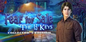 Fear for Sale: The 13 Keys Collector's Edition by Big Fish Games