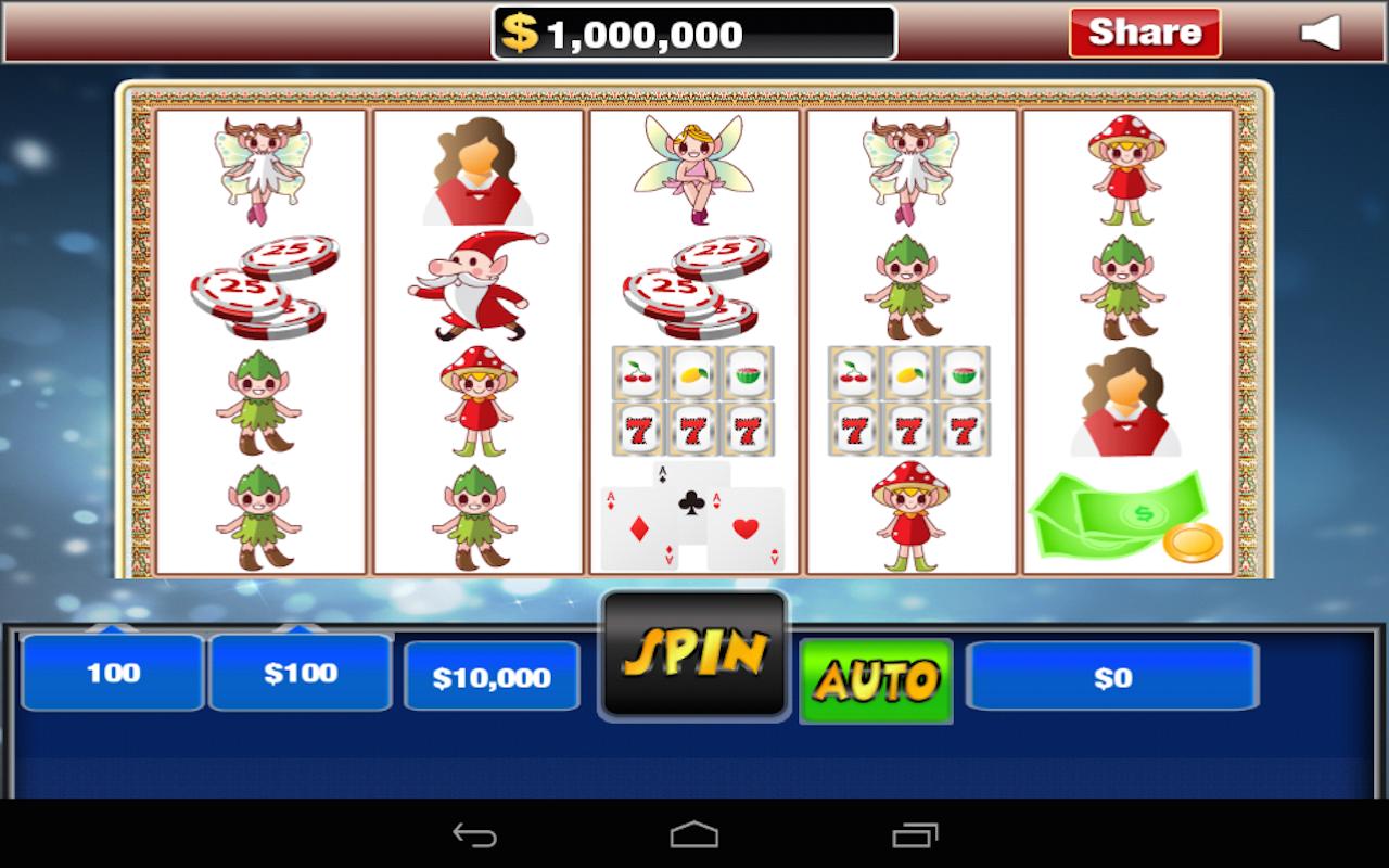 Amazon Com Pink Fairy Princess Slots Free Casino