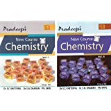 Pardeep's New Course Chemistry for Class 12 - 2018-19 Session (Set of 2 Volumes)