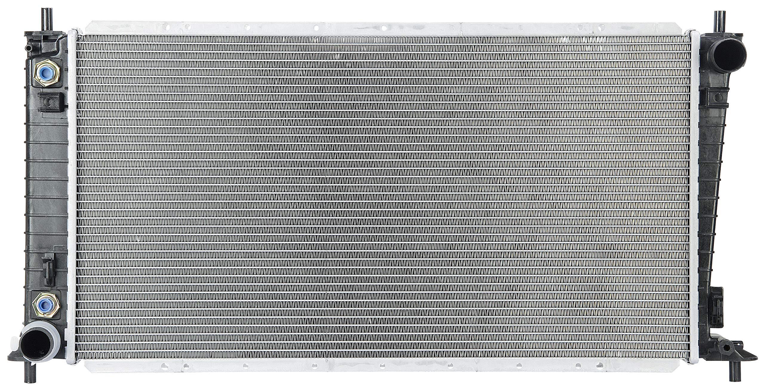 Spectra Premium CU2136 Complete Radiator for Ford and Lincoln