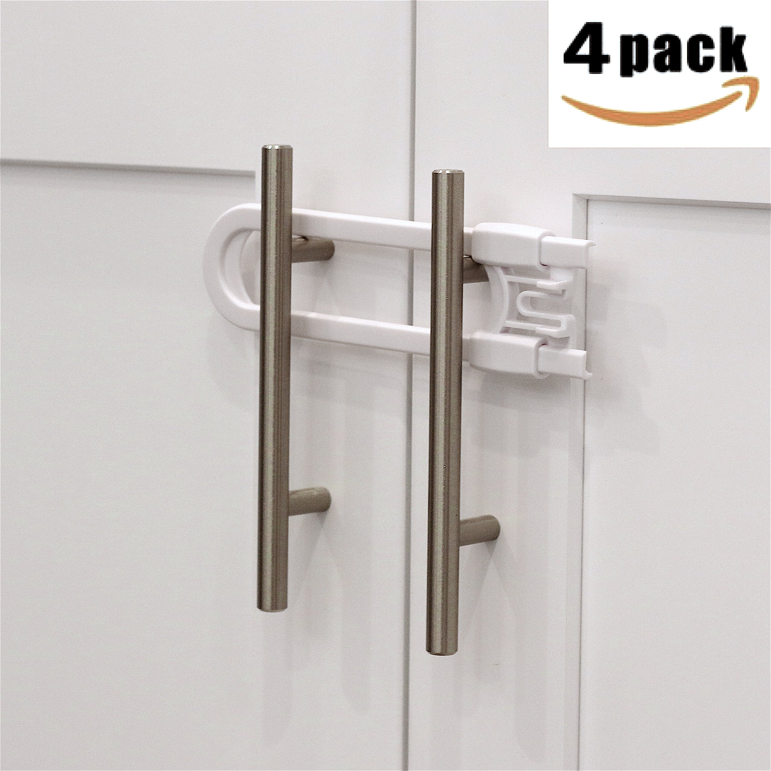Amazon Com Door Knob Covers 4 Pack Child Safety