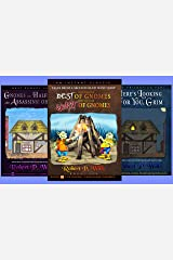 BOX SET - Books 1-3 of the Tales From a Second Hand Wand Shop series: 330K words spread across 750+ pages full of Magic, Mischief, and Mayhem! Kindle Edition
