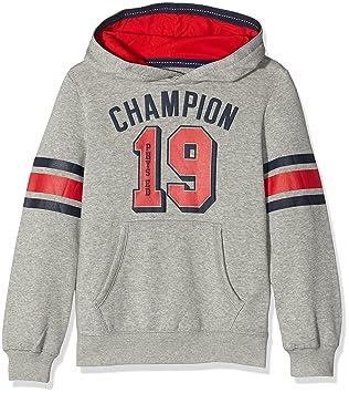 Sweatshirt Hooded Hoodie Boys Boys' Champion U4qE8gwU