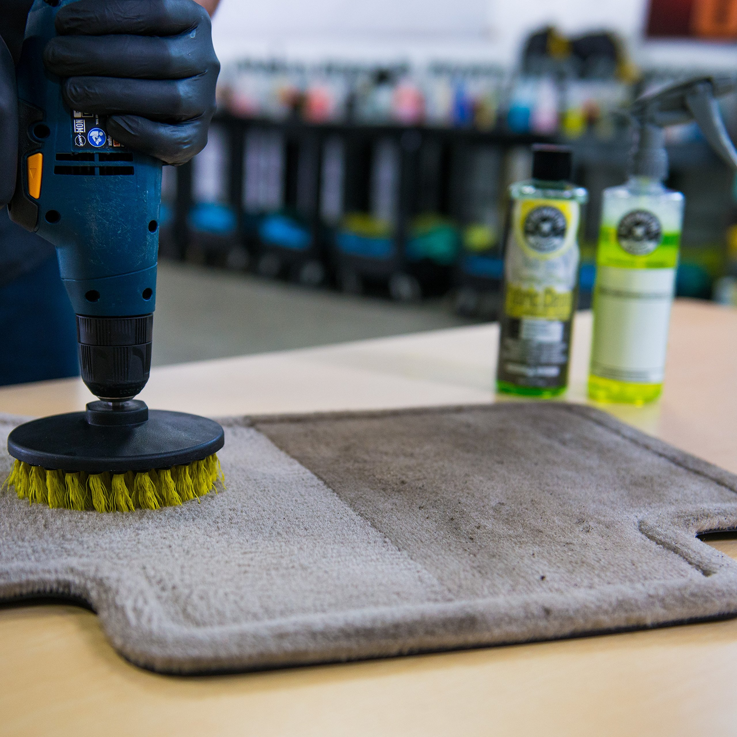 Chemical Guys HOL315 Carpet and Upholstery Cleaning Kit (3 Items), 16. Fluid_Ounces by Chemical Guys (Image #4)
