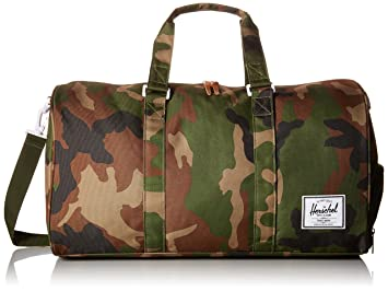 63016dcbaa Image Unavailable. Image not available for. Color  Herschel Novel Duffle Bag  ...