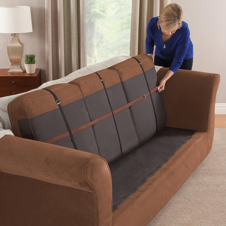 Amazon Furniture Fresh Luxury Textured Microsuede Pebbles