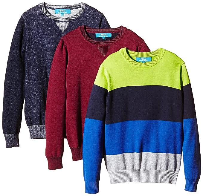 Primark - Pack de 3 jerséis, Talla 5-6 años, 116 cm: Amazon.es: Ropa y accesorios
