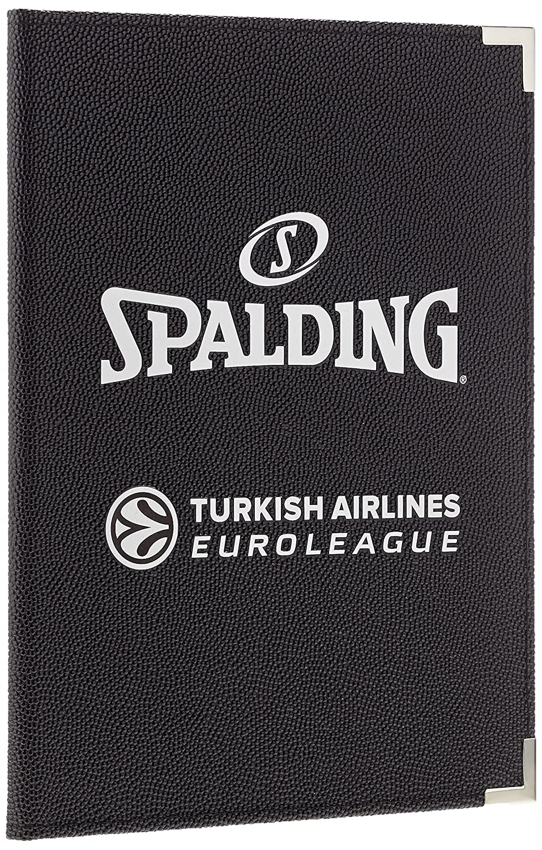 Spalding Ball El–Carpetta Formato A468–514z, Arancione, Taglia Unica, 300157201