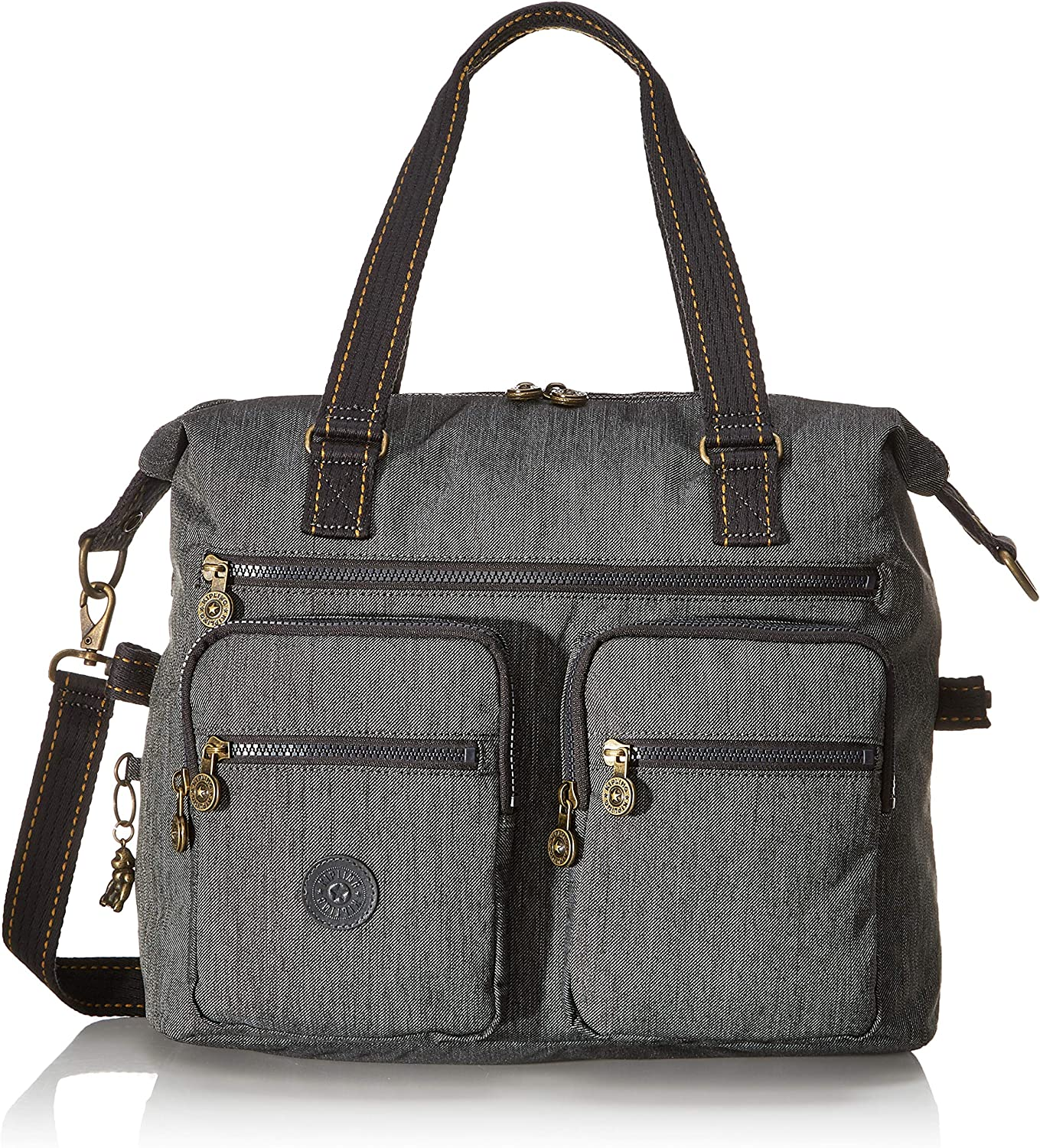 Kipling New Erasto Luggage 17 L Black Indigo: