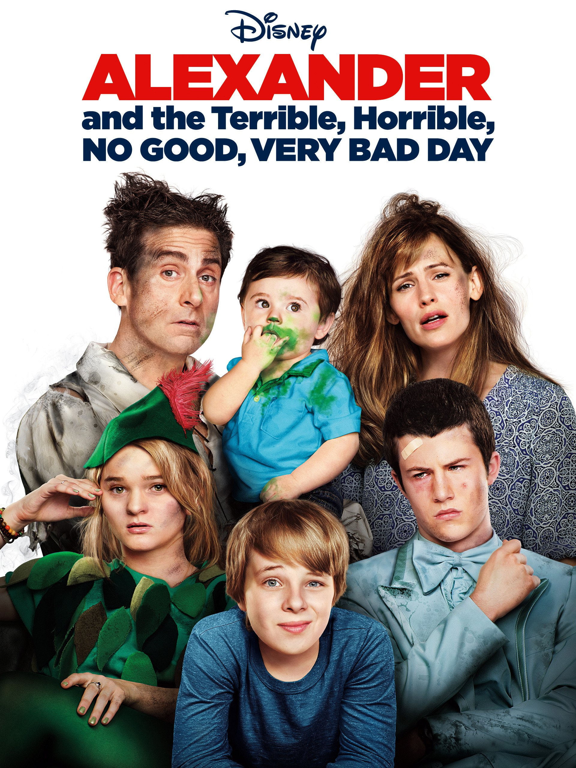 Watch Alexander and the Terrible, Horrible, No Good, Very Bad Day | Prime  Video