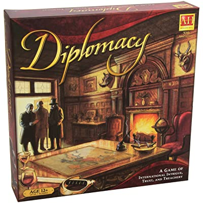 Avalon Hill Diplomacy: Toys & Games [5Bkhe0403102]