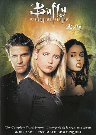 Buffy The Vampire Slayer: Season 3 (Bilingual): Amazon.ca: Sarah Michelle  Gellar, FOX: DVD