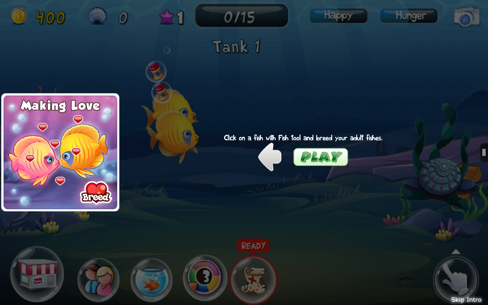 Amazon Fish Adventure Appstore for Android