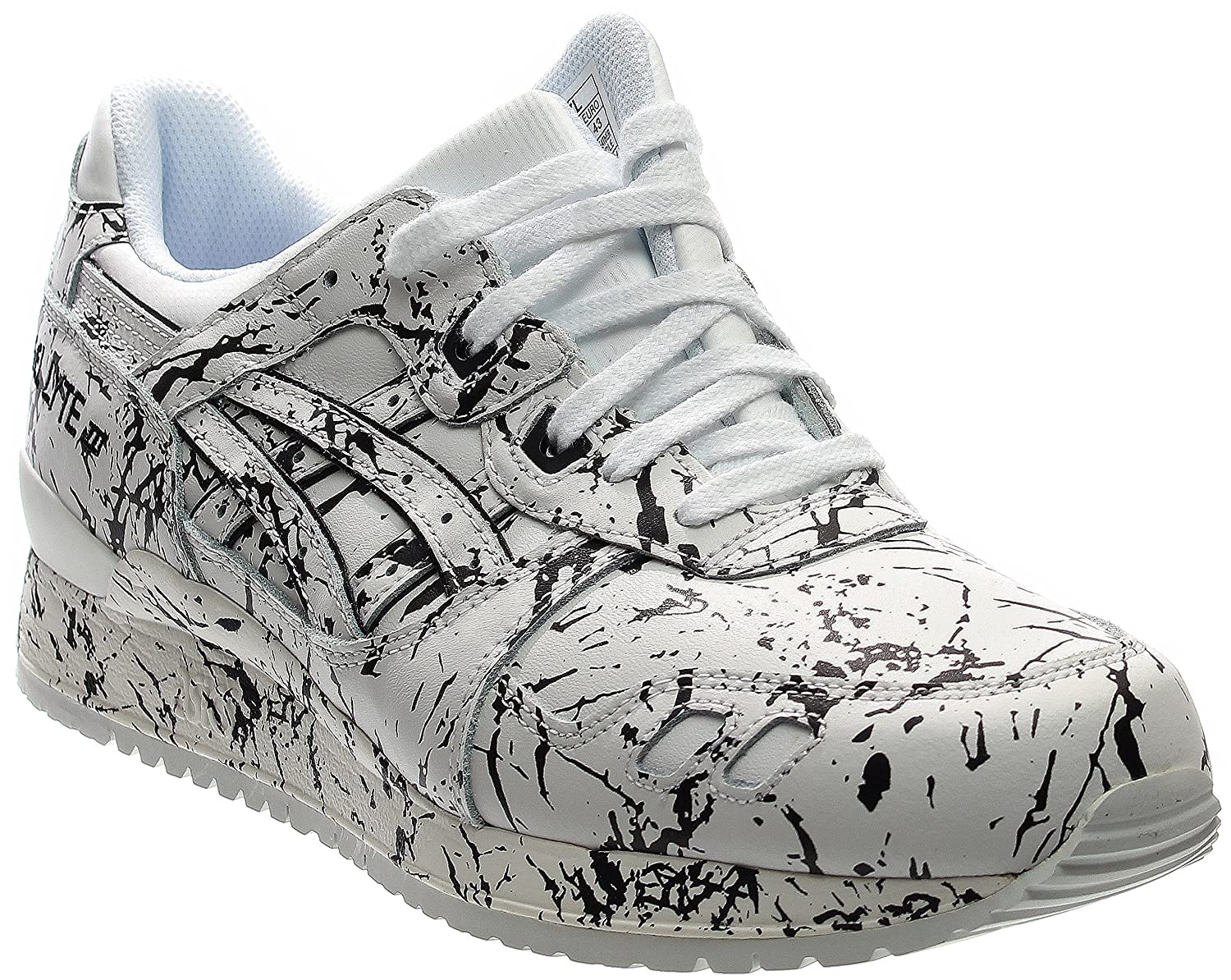 ASICS Men's Gel-Lyte III Running Shoe B00ZQ2PW7S 12 M US Women / 10.5 M US Men|White