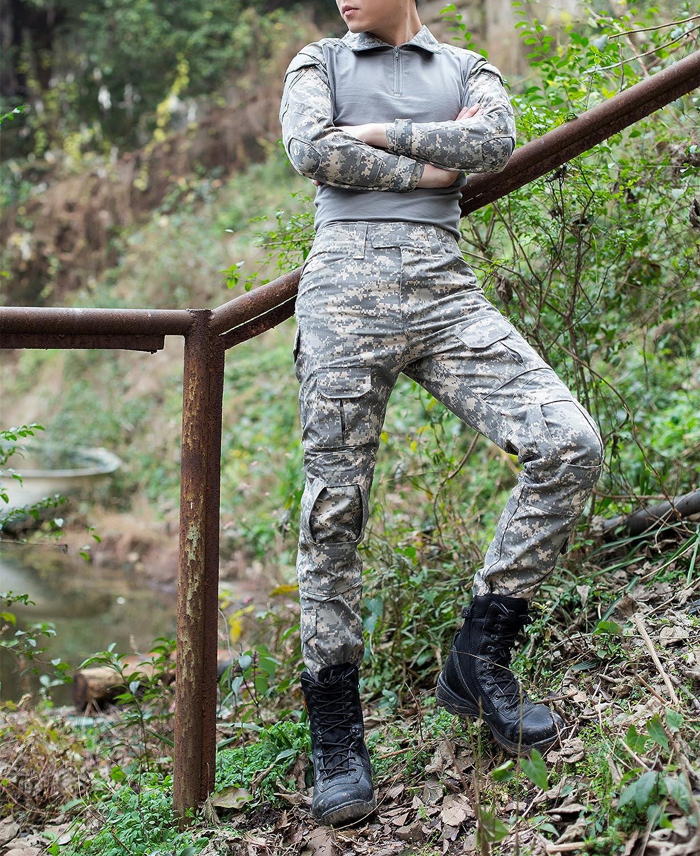 Juego De Chaqueta Y Pantalones Comando Diseno De Camuflaje Y Estilo Uniforme Militar Mujer Iabse Bd Camisas Y Camisetas
