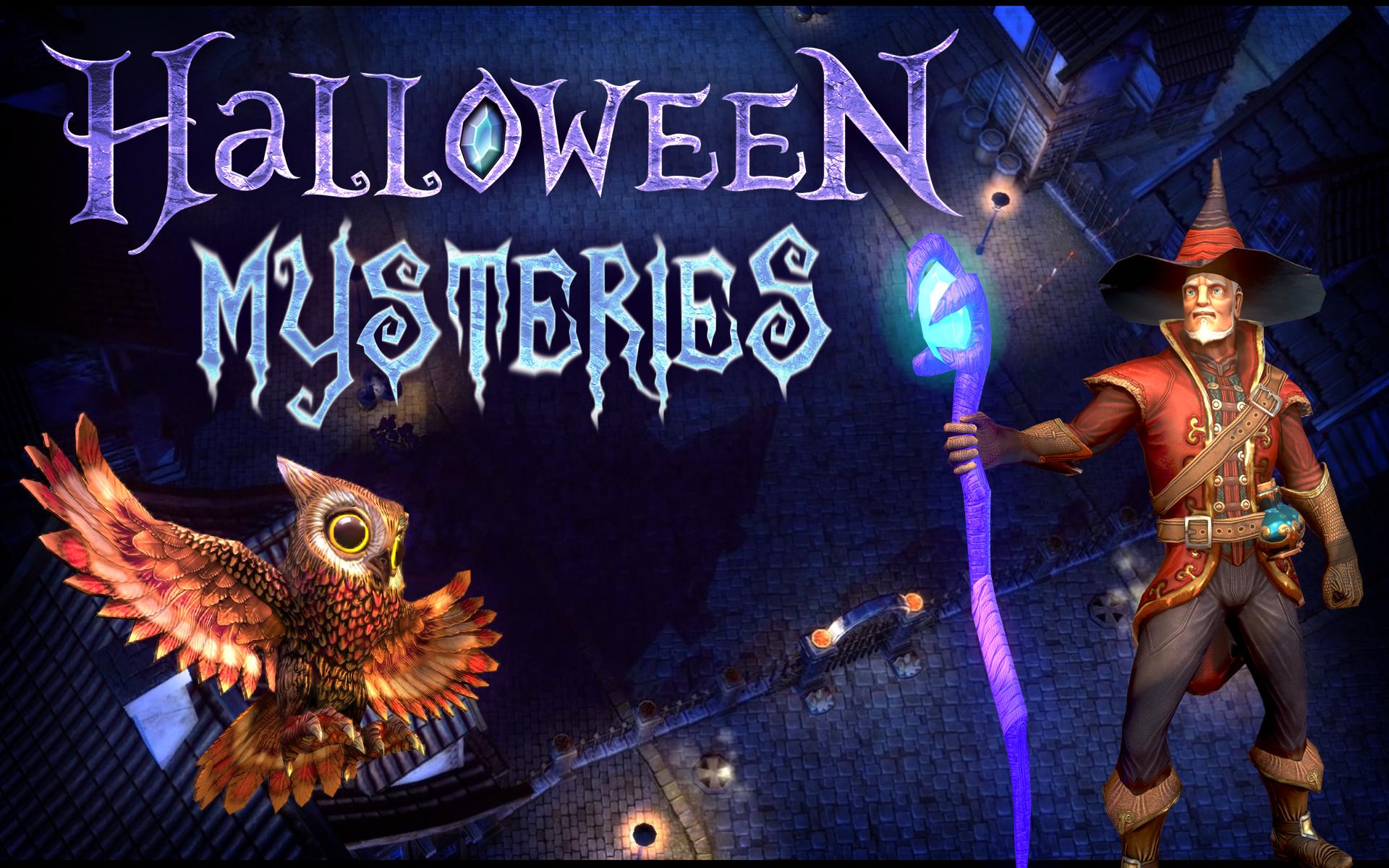 Halloween Mysteries [Download]
