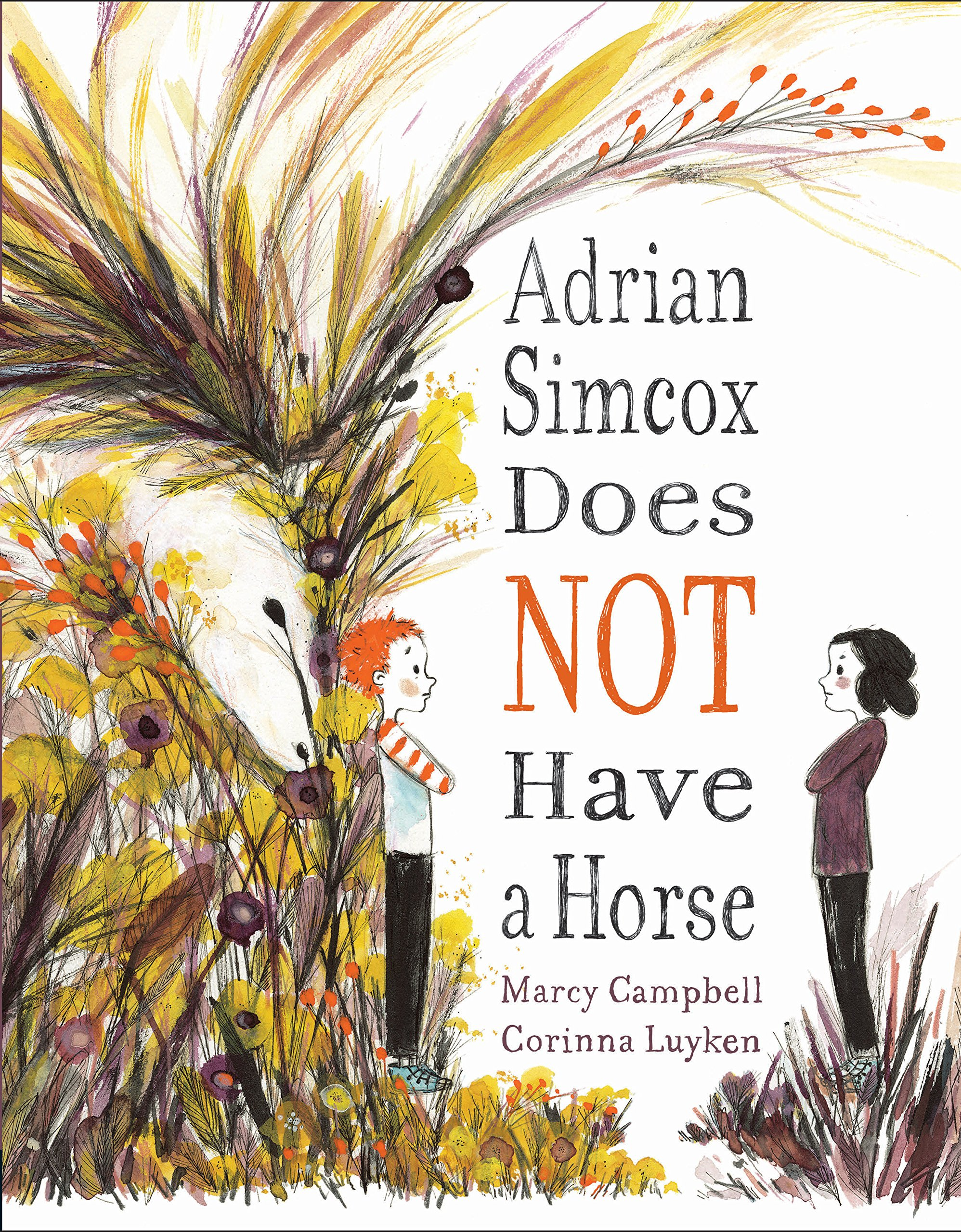 Image result for adrian simcox does not have a horse