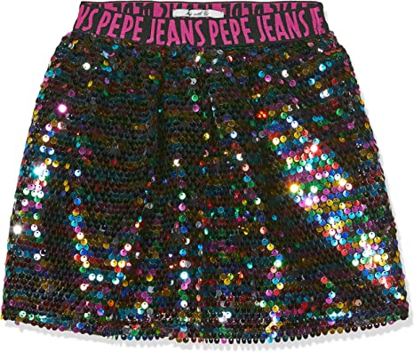 Pepe Jeans Sara Falda para Niñas: Amazon.es: Ropa y accesorios