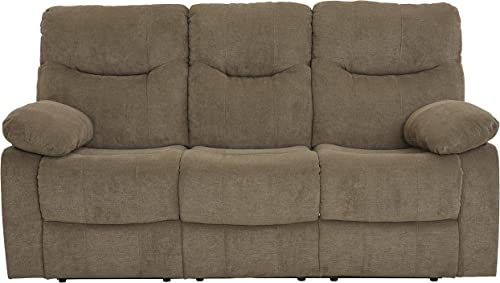 Standard Living Dinero Reclining Sofa Brown