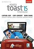 Software : Toast 15 Titanium [Download]