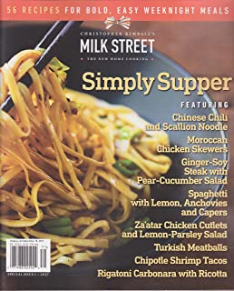 Milk Street Magazine Special Issue #1 2017 | Simply Supper
